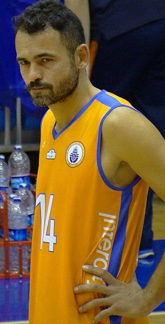 Nuri Şahin (volleyball) - Image: 14 Nuri Sahin 4 October 2017