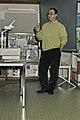 14 Novembre 1991 le président de l'UNESCO à l'INRA de Versailles-10-cliche Jean Weber.jpg