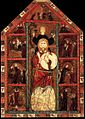 14th-century unknown painters - Retable of St Christopher - WGA24044.jpg