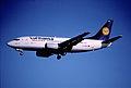 158ap - Lufthansa Boeing 737-530, D-ABIC@LHR,27.10.2001 - Flickr - Aero Icarus.jpg