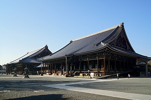 170216 Nishi Honganji Kyoto Japan03s4