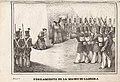 1845, Historia de Cabrera y de la guerra civil en Aragón, Valencia y Murcia, Fusilamiento de la madre de Cabrera.jpg