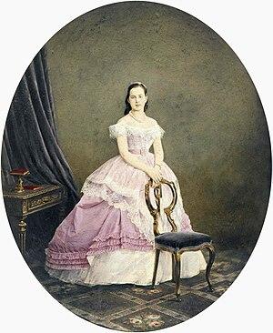 Olga Constantinovna of Russia - Grand Duchess Olga Constantinovna, 1867