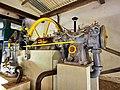 1898 moteur a vapeur Piguet avec dynamo, Musée Maurice Dufresne photo 1.jpg