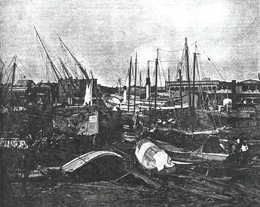 1906 Pensacola Hurricane Damage.PNG