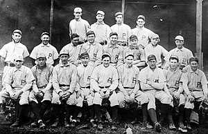 1907 Pittsburgh baseball team, Pittsburg NL (b...