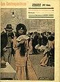 1910-08-19, Los Contemporáneos, Las hembras de las Vistillas, de Pedro Luis de Gálvez, Méndez Bringa.jpg