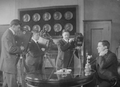 1913 JamesCurley press conference Boston.png