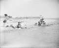 1919. Members of the Concert Party, GHQ The British Army of the Black Sea, 28th Division, after a bathe in the Sea of Marmora - 51011624908.png