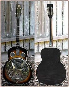 Tenor guitar - Wikipedia