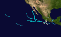 1961 Pacific hurricane season summary.png