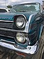 1966 AMC Ambassador 990 convertible at 2015 AMO meet 8of9.jpg