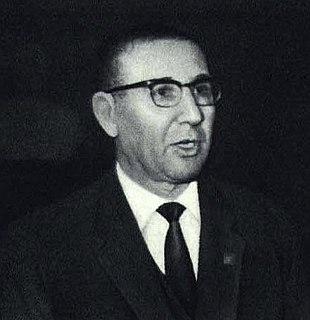 Mehmet Shehu Prime Minister of Albania
