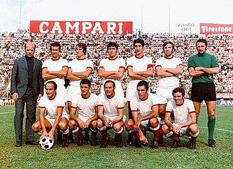 S.S.C. Bari - 1970–71 A.S. Bari