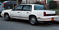 1991 Oldsmobile Cutlass Calais 4-door Quad 4, rL.jpg
