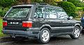 1998 Land Rover Range Rover (P38A) 4.6 HSE Autobiography wagon (2011-04-28).jpg