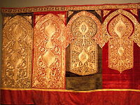 19th century Moroccan ceremonial hanging.jpg