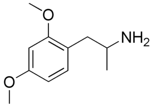 Dimethoxyamphetamine
