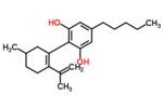 2-(6-Isopropenyl-3-methyl-6-cyclohexen-1-yl)-5-pentyl-1,3-benzenediol.png