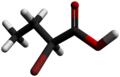 2-Bromobutyric acid-3D-sticks-by-AHRLS-2012.png