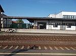 2.sz. posta a vasútállomásnál, 2017 Mátészalka.jpg