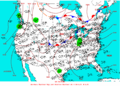 2003-07-05 Surface Weather Map NOAA.png