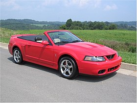 Ford Mustang SVT Cobra - Wikipedia