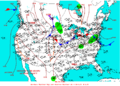 2004-07-12 Surface Weather Map NOAA.png
