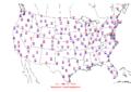 2006-03-10 Max-min Temperature Map NOAA.png