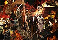 2007-09 George W. Bush leading the war of terror 360x250cm.jpg