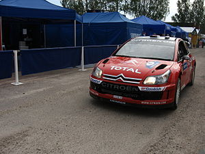 2007 Rally Finland friday 02.JPG