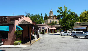 Auburn, California - Auburn