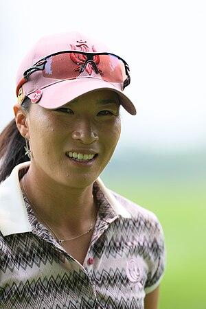 Pak Se-ri - Pak at the 2009 LPGA Championship