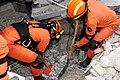 2010년 중앙119구조단 아이티 지진 국제출동100119 몬타나호텔 수색활동 (553).jpg