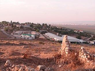 Yizre'el - Image: 2010.11.06 13 Izra'el