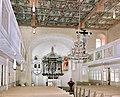 20100406070DR Kiebitz (Ostrau) Dorfkirche Altar Felderdecke.jpg