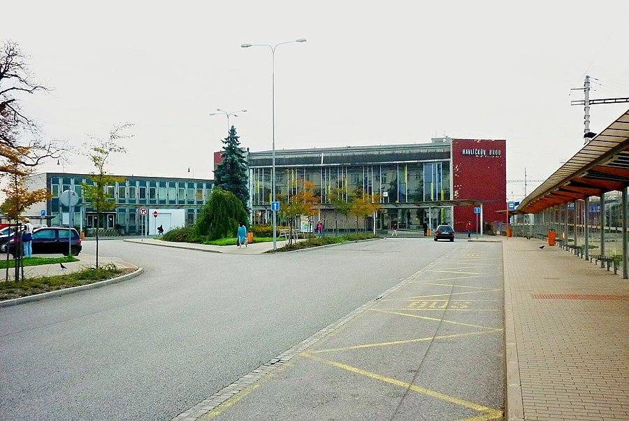 Havlíčkův Brod railway station