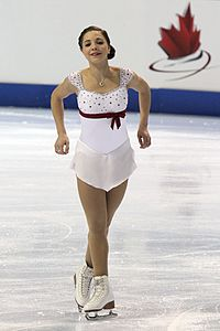 2011 Canadian Championships Jessica Dubé.jpg