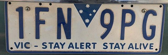 Car License Plate