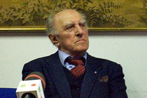Franco Ferrarotti - Image: 2014 03 07 Franco Ferrarotti