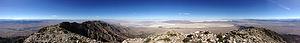 Pilot Peak (Nevada) - Image: 2014 07 01 04 56 39 Panorama from the summit of Pilot Peak, Nevada
