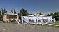 2014 Prowincja Armawir, Zwartnoc, Namiot weselny (04).jpg