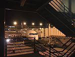 2015-04-08 21 17 52 Exterior of US Airways 689 Airbus A320 during boarding at Phoenix Sky Harbor International Airport, Arizona.jpg