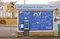 2015-11-02 WikiDACH 2015 Schwerin, (100) Parkhaus am Schloss, Mecklenburg-Vorpommern, MV tut gut.JPG
