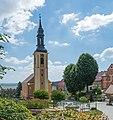 2016 Srebrna Góra, kościół ewangelicki 3.jpg