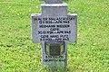 2017-05-23 GuentherZ Wien11 Zentralfriedhof Gruppe97 Soldatenfriedhof Wien (Zweiter Weltkrieg) (074).jpg