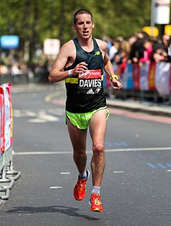 Andrew Davies (athlete) British long-distance runner