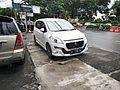 2017 Suzuki Ertiga Dreza (front), West Surabaya.jpg