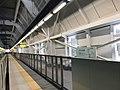 201801 Shinkansen Platform of Okutsugaru-Imabetsu Station.jpg