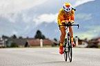 20180924 UCI Road World Championships Innsbruck Women Juniors ITT Ariana Gilabert Vilaplana (ESP) DSC 7508.jpg